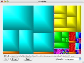 jpg of  GranDPerspective window
