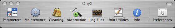Onyx Menu