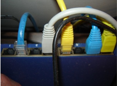 8 port switch