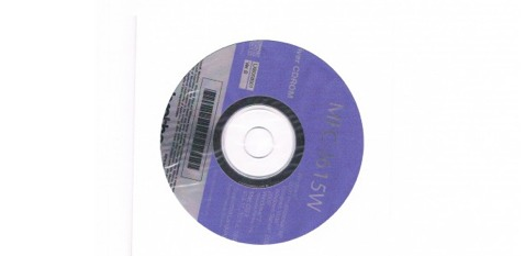 Color copy of the install disk