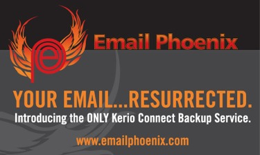 Kerio Connect Recovery